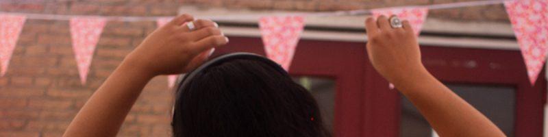 Impressie EQ-Ladies Day voor Pink Ribbon
