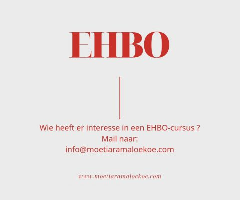 EHBO Cursus