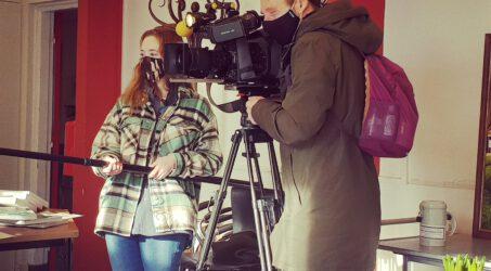 Bezoek van RTV Maastricht